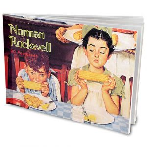 30 Postcards Book Collection (Girl Eating Corn Cover)