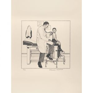 The Specialist Signed Print