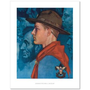 Spirit of America Custom Giclee Print