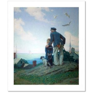 Outward Bound Custom Giclee Print