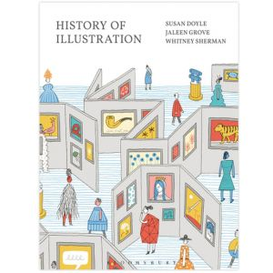 History of Illustration Textbook