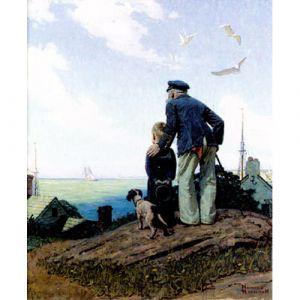 Outward Bound Postcard