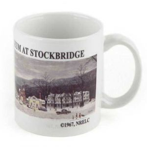 Main Street Stockbridge  Mug