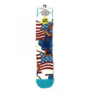 Rosie the Riveter Crew Socks